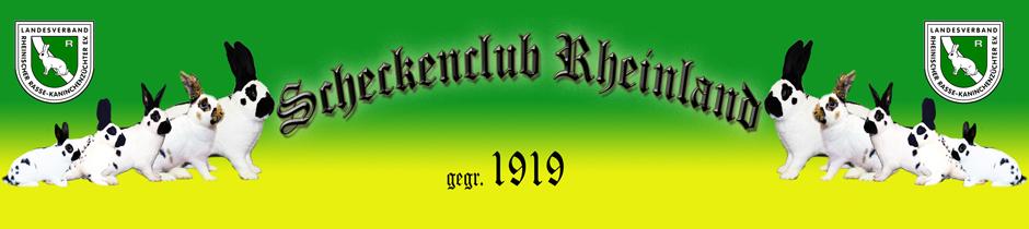 Banner Scheckenclub Rheinland